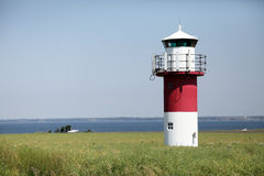 Colorful lighthouse Royalty Free Stock Photo