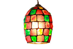 Colorful Lighting decor Royalty Free Stock Images