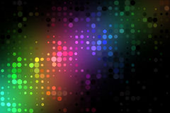 Colorful lights Royalty Free Stock Photography