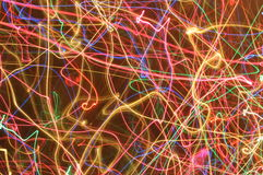 Colorful lights Royalty Free Stock Photos