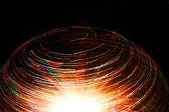 colorful lights Στοκ Εικόνα