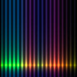 Colorful lights background Stock Photo