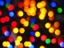 Colorful lights Background Royalty Free Stock Image