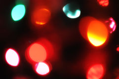 Colorful lights Royalty Free Stock Images
