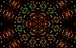 Colorful Lights Patterns Texture Background Royalty Free Stock Image