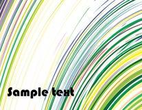 Colorful_lines Illustration Libre de Droits