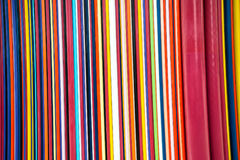 Colorful lines abstract art background. Or texture stock image