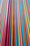 Colorful lines abstract art background Stock Images