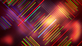 Colorful lines abstract background Stock Photo