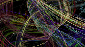 Colorful lines abstract background Stock Photos