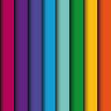 Colorful lines abstract  background Royalty Free Stock Photos