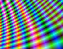 Colorful lines fractal backgro Stock Photo