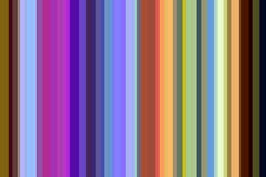 Colorful lines in silver, blue, pink, phosphorescent hues. Colorful lines in blue, pink, green, orange, phoshorescent hues. Abstract design and pattern in Royalty Free Stock Photo