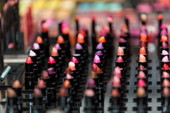 Colorful lipstick Stock Photos