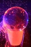 Colorful liquid art Royalty Free Stock Image