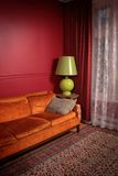 Colorful Living Room Royalty Free Stock Image