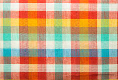 Colorful loincloth fabric Royalty Free Stock Photography