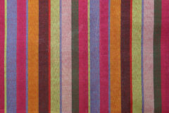 Colorful loincloth fabric background Stock Image