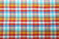 Colorful loincloth fabric background Stock Photos