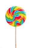 Colorful lollipop Stock Photography