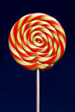 Colorful lollipop candy Royalty Free Stock Images