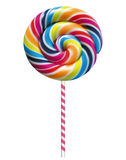 Colorful lollipop. On white. Vector EPS-10 Stock Photos