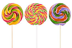 Colorful lollipops Royalty Free Stock Image