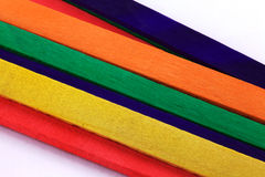 Colorful lolly sticks Royalty Free Stock Photos