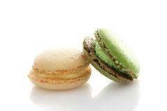 Colorful Macaron Stock Image