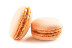 Colorful macarons Stock Image