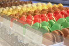 Colorful macaroon Royalty Free Stock Images