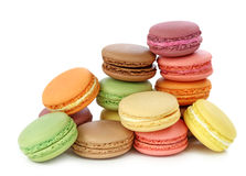 Free Colorful Macaroons Stock Image - 15940661