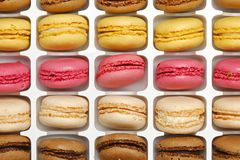 Colorful macaroons Royalty Free Stock Photography