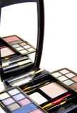 Colorful make-up Stock Image