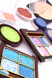 A colorful make-up Stock Photos