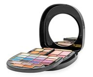A Colorful Make-Up - Cosmetics Kit Stock Photography