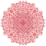 Colorful Mandala. Ethnic tribal ornaments. Geometric and floral motifs Royalty Free Stock Photo