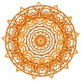 Colorful Mandala. Ethnic tribal ornaments. Geometric and floral motifs Royalty Free Stock Photos