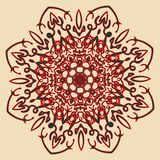 Colorful Mandala. Ethnic tribal ornaments Stock Photo