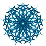 Arabic Colorful Mandala. Ethnic tribal ornaments. Colorful Mandala. Ethnic tribal ornaments. Geometric and floral motifs Royalty Free Stock Image
