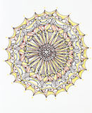 Colorful mandala Royalty Free Stock Photography