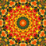 Colorful mandala Stock Image