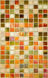 Colorful marble tiles Stock Photo