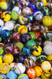 Colorful Marbles Royalty Free Stock Photos