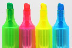 Colorful Marker stock photos