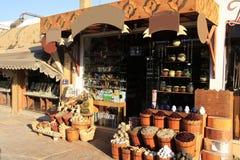 Colorful market, Dahab, Egypt Royalty Free Stock Photos