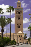 Colorful Marrakesh royalty free stock photo