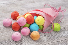 Free Colorful Marshmallow Stock Photography - 51059042