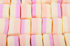 Colorful marshmallows Royalty Free Stock Images