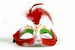 Colorful mask Stock Photos
